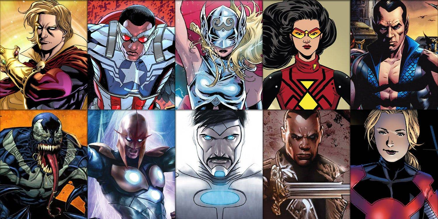 20 Marvel Characters That Need To Join The MCU - Screen Robot