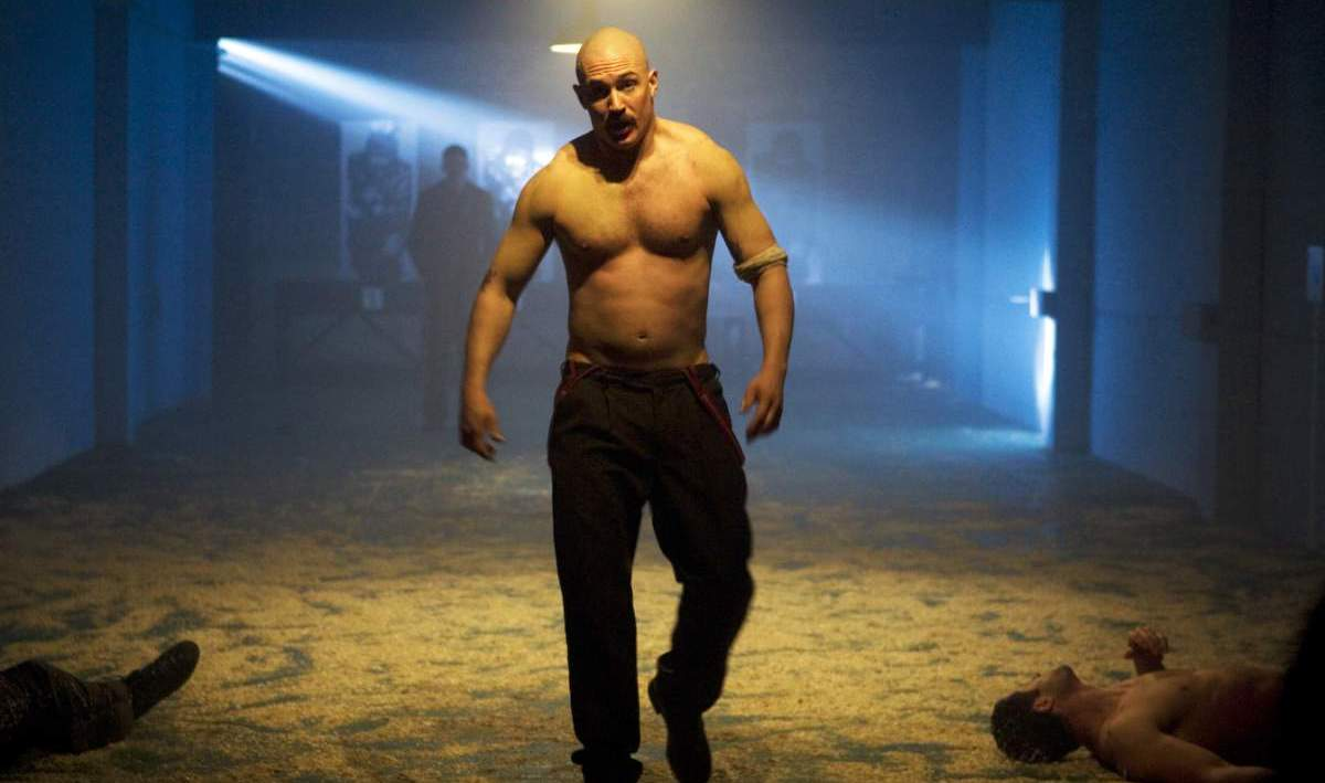 bronson tom hardy is 20 stone of meat